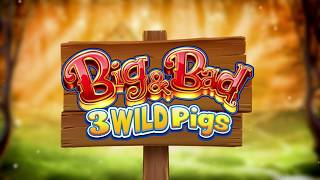 Big & Bad: 3 Wild Pigs from Eclipse Gaming