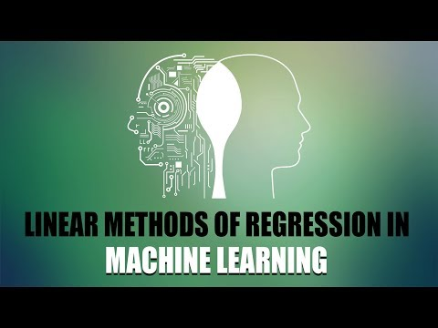 Linear Methods For Regression In Machine Learning | Eduonix
