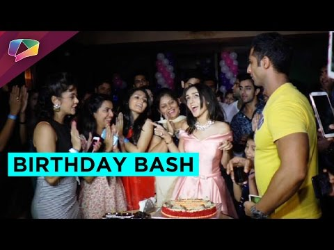 Let us take you to Tanya Sharma's Birthday party