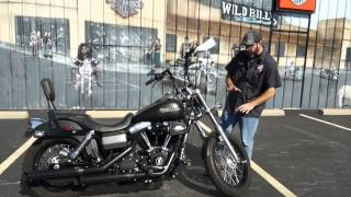 4. 2011 Harley-Davidson Dyna Street Bob FXDB! Bike of the Week!