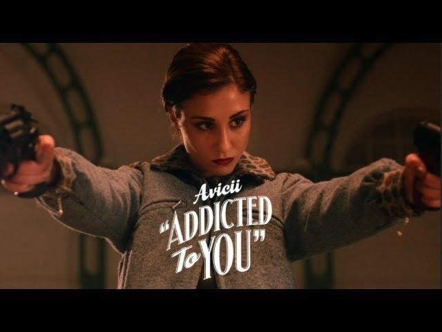 Avicii Addicted To You Ft Audra Mae Lyrics ...
