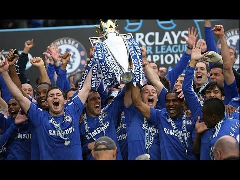 Chelsea 8 - 0 Wigan with Martin Tyler/Andy Gray commentary