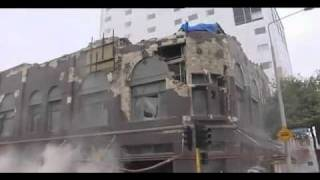 Christchurch New Zealand  City new picture : Live Earthquake In Christchurch - New Zealand