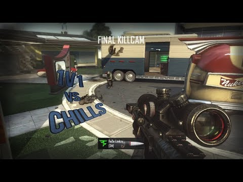 Faze Linkzy Logo 1v1 vs chills