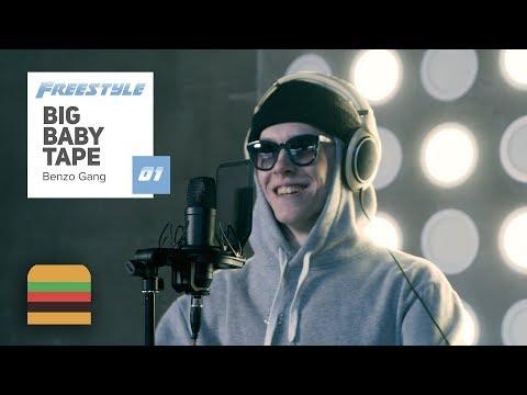 Big Baby Tape – Фристайл под треки Tay-K, BlocBoy JB, Lil Pump, Каспийский Груз