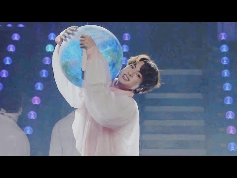 [20201011] 1080p Moon ☾+* by Jin LIVE - O:NE; Day 2 ENG SUBS