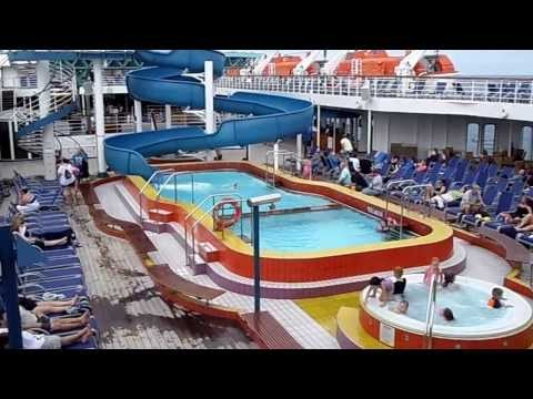 Carnival Elation Cruise to Cozumel