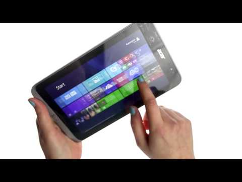 Recenzja Tabletu Acer iconia W4-821 - z Windows 8 (wideo, test)