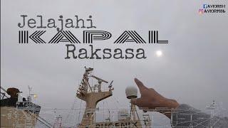 Video Jelajahi Kapal Raksasa eksklusif dari pantai barat Korea, saingi Home Tour Atta Halilintar MP3, 3GP, MP4, WEBM, AVI, FLV Mei 2019