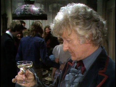 greendeath - Having defeated the threat of the giant toxic insects, Jo accepts Professor Jones' proposal of marriage. But this means no more travelling with the Doctor, s...