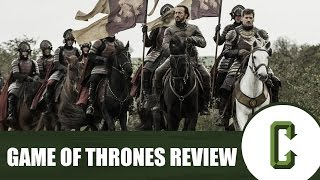 John Rocha, Dennis Tzeng, Perri Nemiroff, Jonathan Voytko, and Avital Ash give their thoughts about season 6 episode 10 of Game of Thrones,