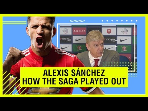 Video: Alexis Sánchez - how the saga played out