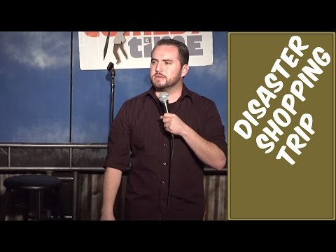 Stand Up Comedy by Luis Villaseñor – Disaster Shopping Trip