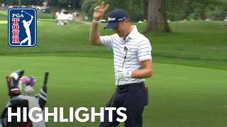 Justin Thomas's highlights | Round 3 | BMW Championship 2019 by PGA TOUR