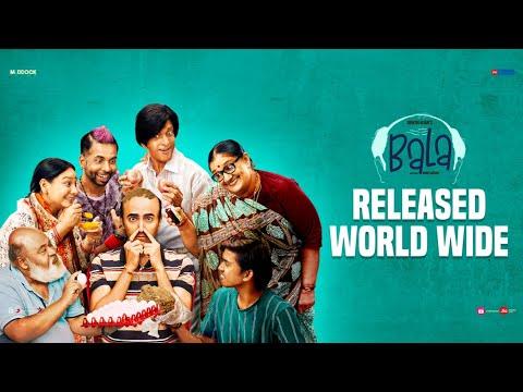 Bala- Official Trailer  Ayushmann Khurrana Bhumi Yami  Dinesh Vijan  Amar Kaushik 7th Nov 2019