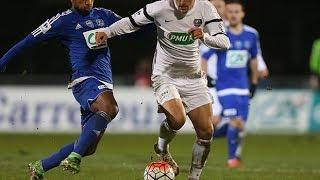 Bourg-en-Bresse France  City pictures : Coupe de France, 8es de finale : Granville-Bourg-en-Bresse (1-0), le résumé