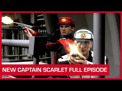 Gerry Anderson's New Captain Scarlet - Proteus - FULL HD Episode