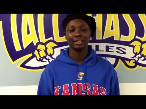 #TCCBasketball's Eboni Watts signs with the Kansas Jayhawks