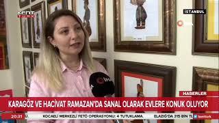 Hacivat Karagöz Dijital Platformda - Kent Türk