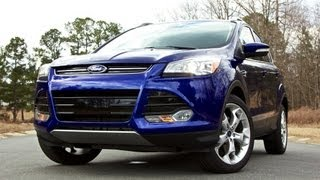 Test Drive Review: 2013 Ford Escape Titanium EcoBoost AWD