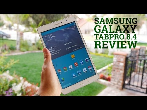 samsung - Get the Galaxy TabPro 8.4 now! http://amzn.to/1dAOOl2 Josh takes a look at the smallest of the new PRO line of tablets from Samsung. This is the Samsung Gala...