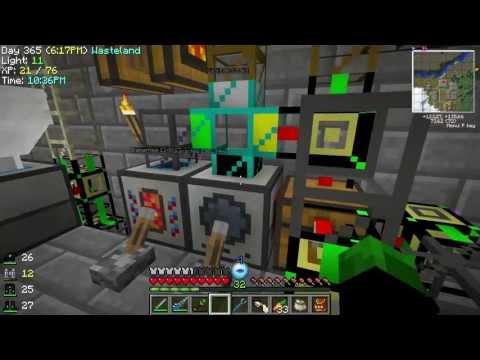 Gerador de Minecraft Joules (MJ) - Minecraft com Mods EP74