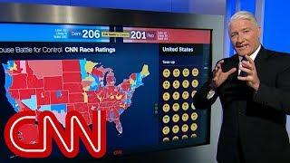 Top races will decide if Democrats win midterm elections
