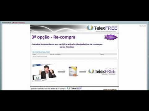 Conhecendo as Novidades  TELEXFREE CONFERNCIA HOJE DIA 17