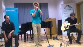 Video Knight´s friends live - Muzejní noc 2013 Ostrava
