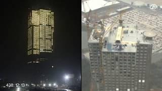 Chine : 3 étages par jour !