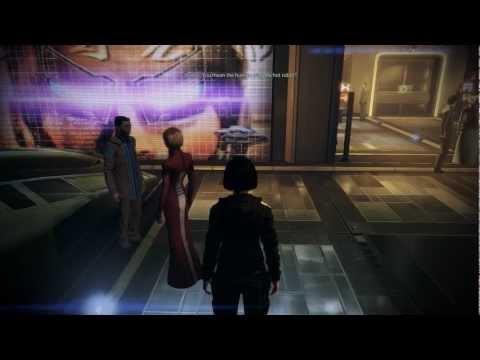 Mass Effect 3 Citadel DLC: Random NPCs about Joker and EDI, the \