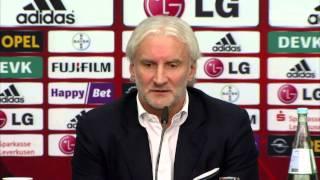 "Rudi Völlers ""Wutrede"" bei Pressekonferenz (2013)"