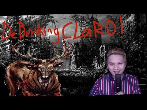 DEBUNKING CLARO! THE ZOMBIE DEER DISEASE IS NOT SCARY! WAG 8080