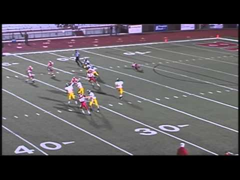 Kyle Foster 2012 Football Recruit Video – Punter –  Parkersburg High School, WV