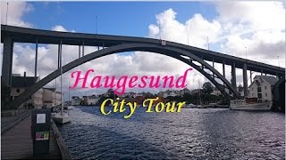 Haugesund Norway  City new picture : Haugesund City Tour, Norway