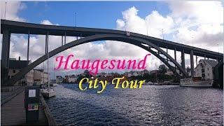 Haugesund Norway  City pictures : Haugesund City Tour, Norway