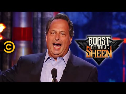 Roast of Charlie Sheen: Jon Lovitz - Drug Jokes (Comedy Central)