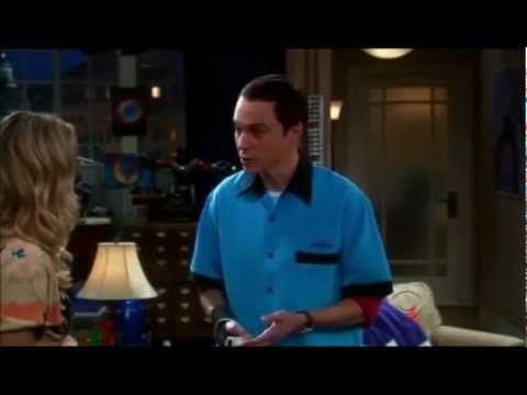la teoria dei regali di sheldon - the big bang theory
