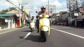 9. The Like Club Pilipinas Inc. Ride # 11 - Ternate-Nasugbu-Tagaytay