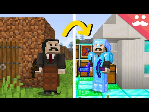 How to be GOOD at Minecraft!