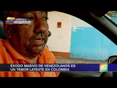 La migración venezolana es en todo el país