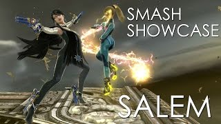 From Brawl to Wii U – Smash Showcase: Salem
