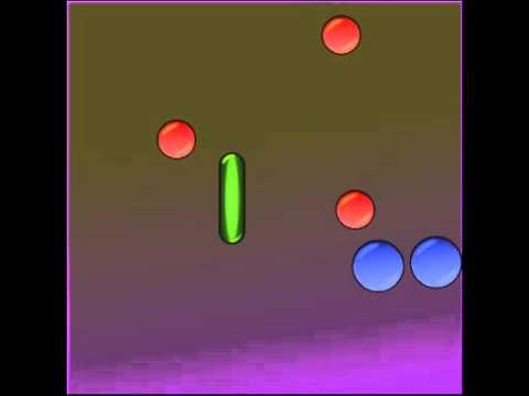 Perfect ball to ball collision.wmv