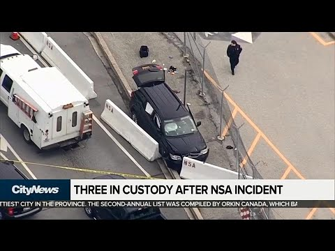 Shooting outside NSA offices in Maryland