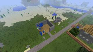 Minecraft time-lapse buildings: Ep. 2: Smal house