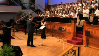 I will bless your Name -Slavic Christian Center Youth Choir At Sulamita Church On October 9, 2011.