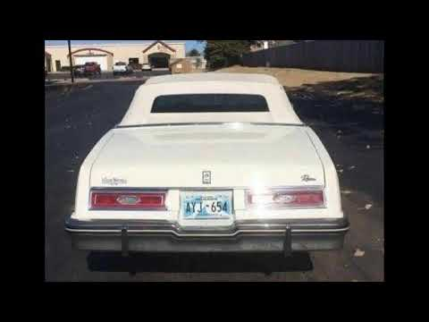 1982 buick riviera convertible tulsa ok for sale by owner classic car classifieds. Black Bedroom Furniture Sets. Home Design Ideas