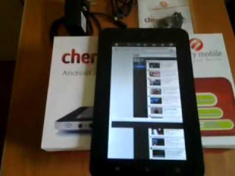 Cherry Mobile Cherrypad Turbo quick look