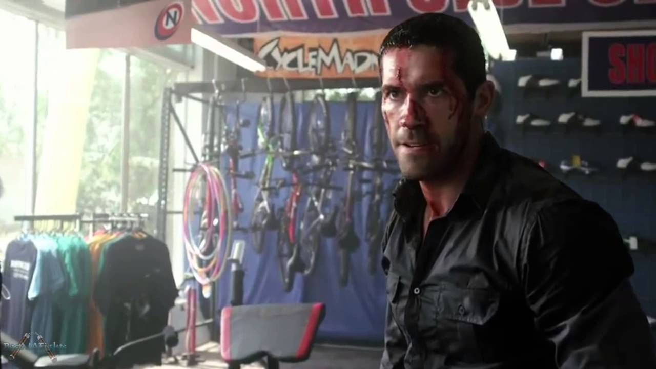 ☯ Scott Adkins vs Andrei Arlovski☯ (MMA Fighter) Universal Soldier