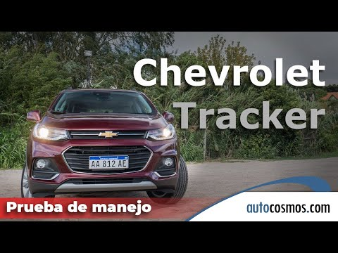 Test Chevrolet Tracker